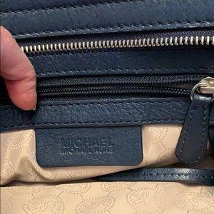 Michael Kors Bags - Beautiful navy blue Michael Kors bag